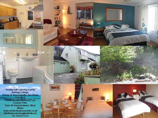 Information About Sanderling House, Self Catering, Holiday Let,  Accommodation